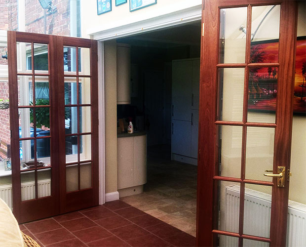 Photo 074 - Bi-Fold Doors (Open)