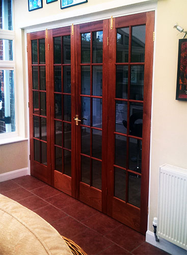 Photo 075 - Bi-Fold Doors (Closed)