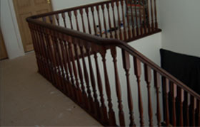 Photo of a Handrail